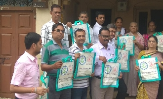 2000 Bags Distribution, After Banned Plastic Bags